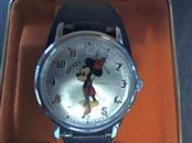 HELBROS Gent's Wristwatch MICKEY MOUSE